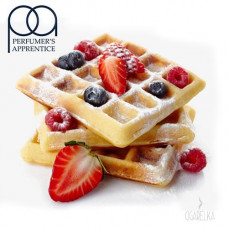Ароматизатор Waffles Strawberry от TPA Flavor