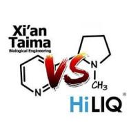 Разница между никотином сотка Xian и HiLiQ