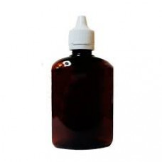Флакон с капельницей на 50 ml прозрачный