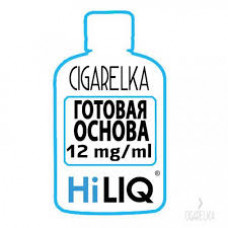 Никотиновая база 12 mg/ml [HiLIQ]