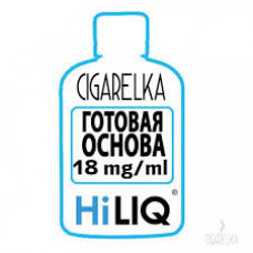 Никотиновая база 18 mg/ml [HiLIQ]