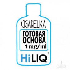 Никотиновая база 1 mg/ml [HiLIQ]